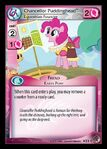Chancellor Puddinghead, Equestrian Founder card MLP CCG