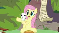 """Fluttershy """"teach all these hungry predators"""" S9E18"""
