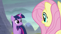 """Fluttershy """"they know what happened here!"""" S5E23"""