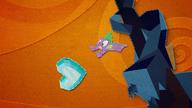 MAFH 05 Spike razem z Kryształowym Sercem spada w dół