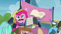 """Pinkie """"made Twilight the princess she is!"""" S4E22"""