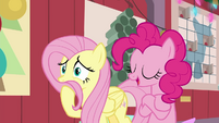 """Pinkie Pie """"I don't remember"""" BGES2"""