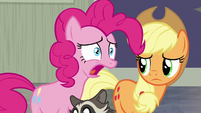 """Pinkie Pie """"tell her to stop saying that!"""" S8E4"""