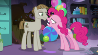 """Pinkie Pie enraged """"I don't care!"""" S8E3"""