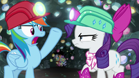 """Rainbow """"supposed to be on an adventure"""" S8E17"""