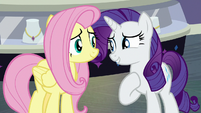 """Rarity """"we prefer it coming from"""" S8E4"""