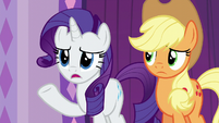 Rarity --maybe not everypony is waiting-- S6E10