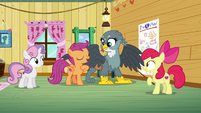 Scootaloo --that's what we're here for-- S6E19