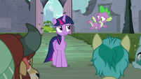 """Spike """"that's actually really reassuring"""" S9E3"""