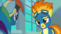 """Spitfire """"you've been a Reservist for a while"""" S6E7"""
