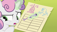 """Sweetie Belle """"too far from Equestria"""" S8E6"""