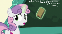 "Sweetie Belle ""we'll never find out now"" S8E12"
