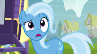 "Trixie shocked ""trade it?!"" S8E19"