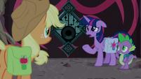 "Twilight ""all unicorn magic was gone"" S8E25"
