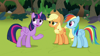 """Twilight """"nopony could possibly argue"""" S8E9"""