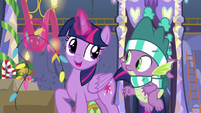 """Twilight """"the kind of things my pony likes"""" MLPBGE"""
