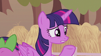 Twilight --I know this is hard to believe-- S5E25