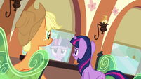Twilight -if he's staying calm and collected- S03E11