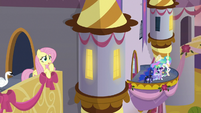 Fluttershy sees everything start to go wrong S9E26