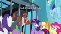 Lord Tirek -trap the six of you- S8E26