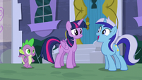 Minuette asks if Twilight wants to see her other friends S5E12