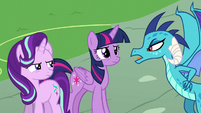 """Princess Ember """"how is that different?"""" S7E15"""