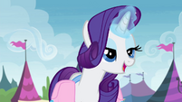 """Rarity """"so glad you showed that to me"""" S4E22"""
