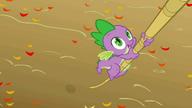 S01E13 Spike wspina się po linie