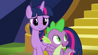 """Spike """"more than my friends"""" S8E24"""