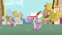 Spike excited S2E10