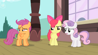 Sweetie Belle 'I can't believe you're quitting on us!' S4E05