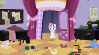 Sweetie Belle Mess S2E5