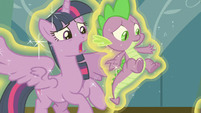 """Twilight Sparkle """"I can't keep up with her!"""" S7E3"""