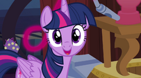 Twilight pleased by her success EG2