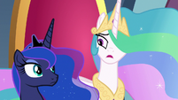"""Celestia """"or work from within it"""" S8E25"""