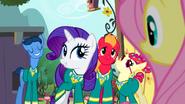 Fluttershy's Eyelashes Error S04E14