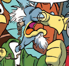 Friends Forever issue 24 Grampa Gruff.png