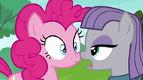 """Maud Pie """"you gave away your party cannon?"""" S6E3"""