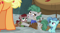 """Professor Fossil """"from an erupting volcano"""" S7E25"""