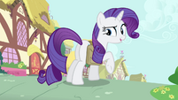 "Rarity ""I'm not going to stop now"" S4E23"