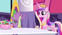 "Spike ""I'm a decision-making master!"" S5E10"
