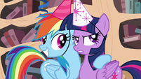 """Twilight """"I suppose you're right"""" S4E04"""
