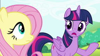 "Twilight ""It must be awfully intimidating"" S4E18"