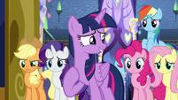 "Twilight Sparkle ""we made mistakes"" S7E14"