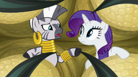 """Zecora """"trapped in the same one"""" S8E11"""