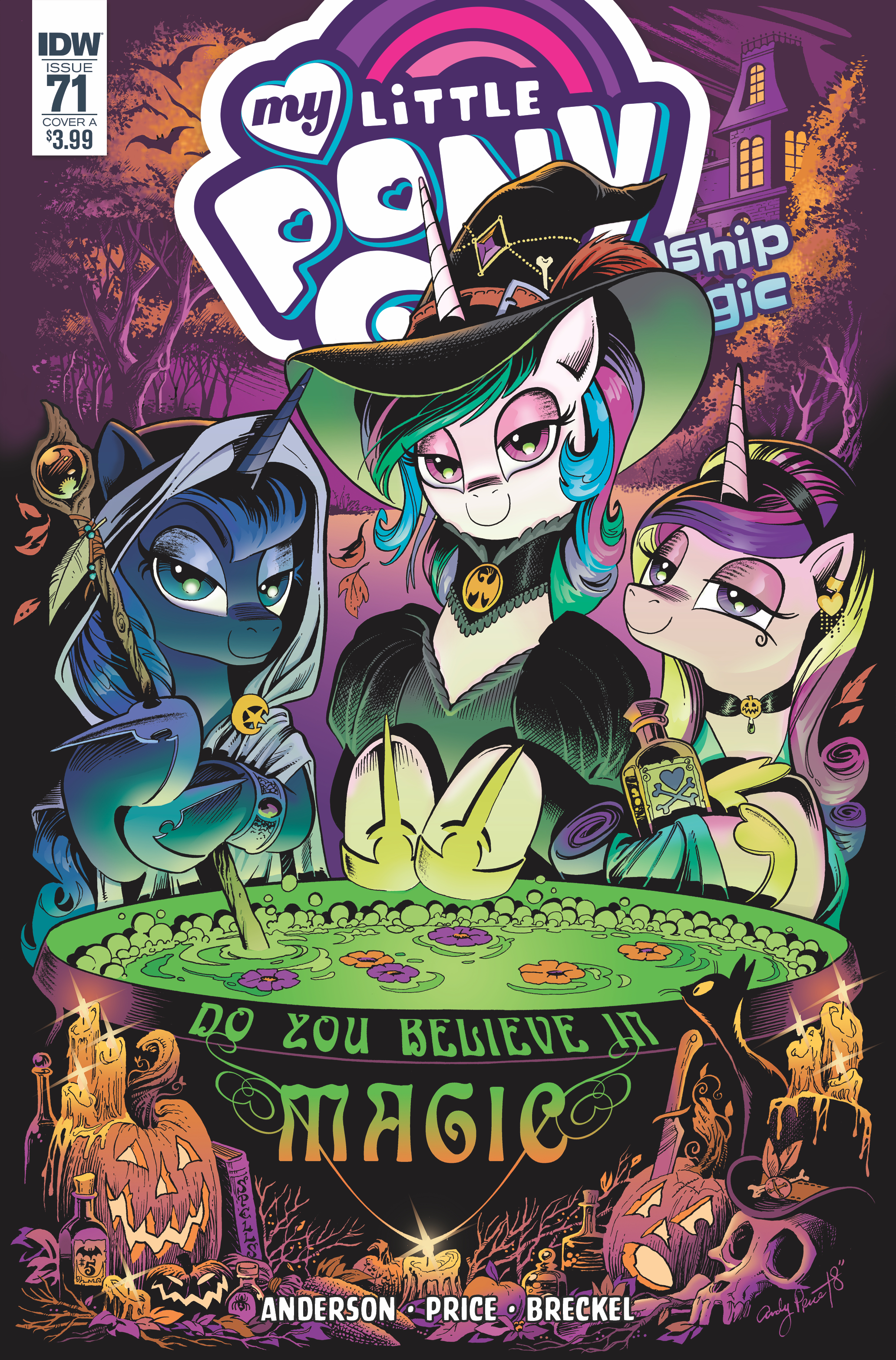 Friendship is Magic Issue 71