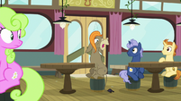 """Cranky Doodle """"what time is it?"""" S9E16"""