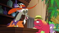"Discord ""I know just the gal"" S8E10"