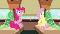 """Fluttershy """"I'm pretty sure I don't want to be in it"""" S6E18"""
