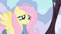 Fluttershy looking cute S1E1